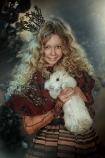 Литвинова Даша, 12 лет, г. Абакан